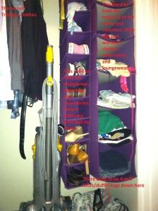 closet 3 before